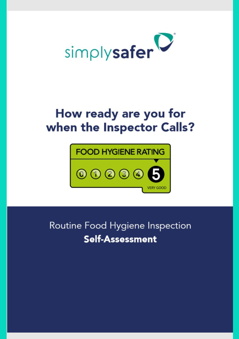 Food Hygiene Self Assessment Questionnaire