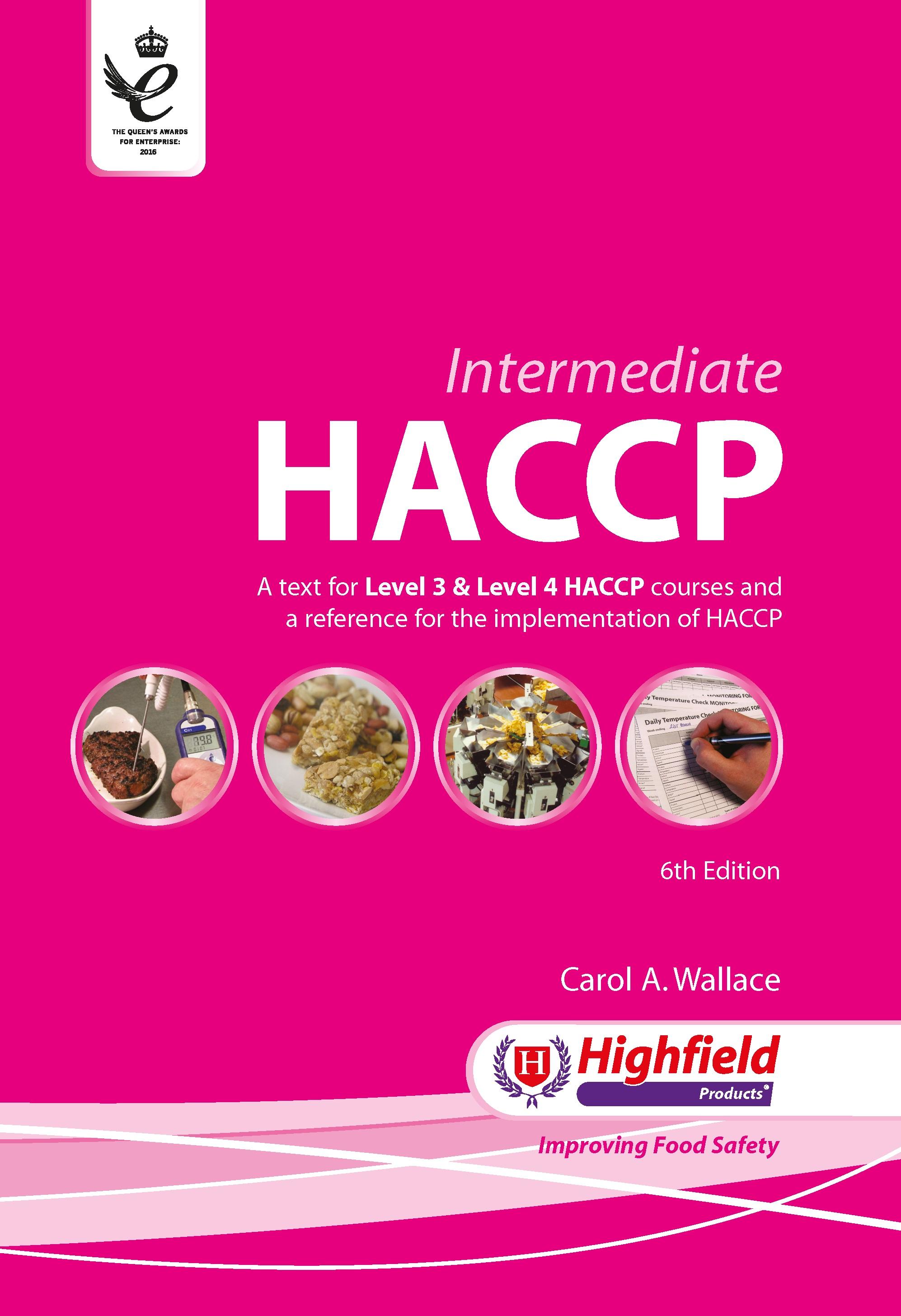 HACCP Level 3 Training – 2-days