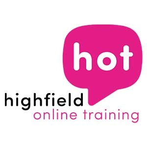 highfield online training logo