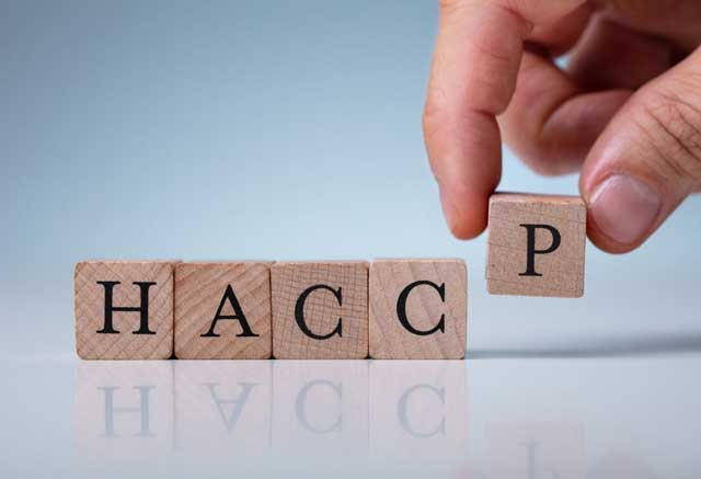 HACCP (Hazard and Critical Control Point)