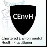 Ruth Baker - Registered Chartered Environmental Health Practitioner
